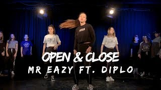 Open & Close   Mr Eazy Ft. Diplo Choreography By Daniel Krichenbaum