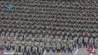 I.R Iran army massive military parade 2017- رژه ارتش ج.ا ایران