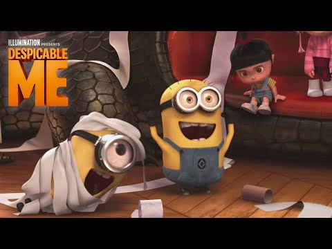 Despicable Me (TV Spot 'Incredible Stamp')