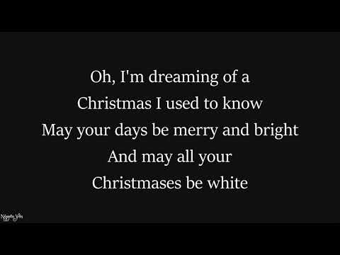White Christmas - OneRepublic  ( Lyrics )🎵