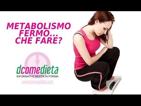 Volontario per uno studio sulla perdita di peso