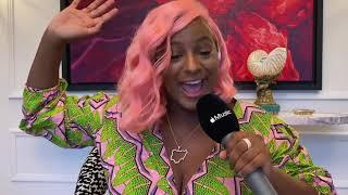 DJ Cuppy Tells Davido To Start Calling Her