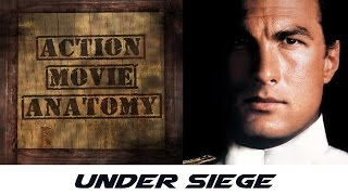 Under Siege (1992) Review w/ Covino And Rich   Action Movie Anatomy