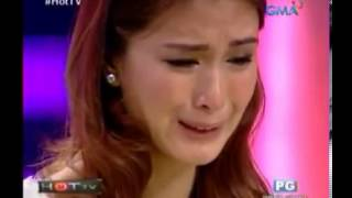 (Full Interview) Emotional Heart Evangelista on Hot TV - March 24, 2013