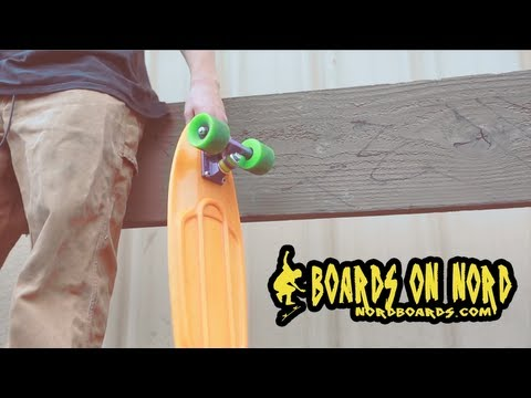 Penny Nickel 27″ Mini Skateboard / Longboard – NordBoards.com