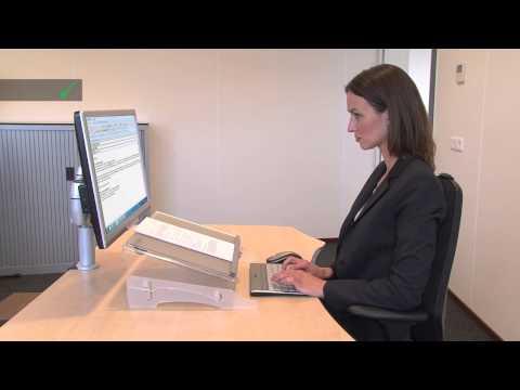 Waarom een Flexdesk 640 documenthouder