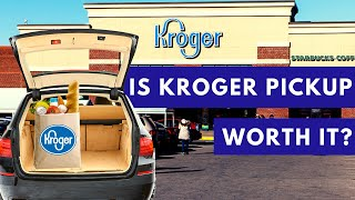 Kroger Grocery Pickup: How It Works + Review