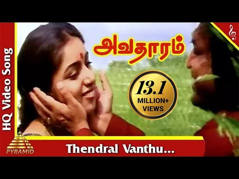 Thendral Vanthu Theendum Pothu Lyrics English Tamil