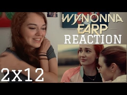 "Wynonna Earp reaction [2x12] ""I Hope You Dance"""