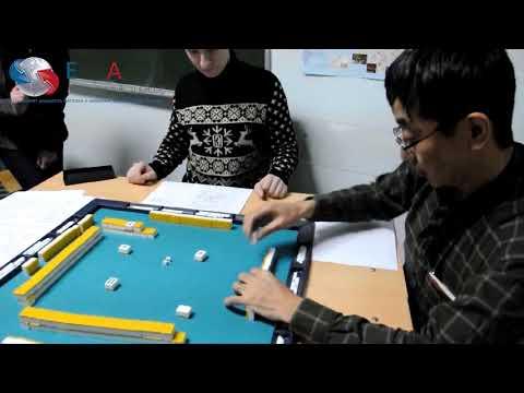 Играем в японский маджонг - изучение курсов японского
