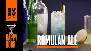 How to Make Romulan Ale   SYFY WIRE