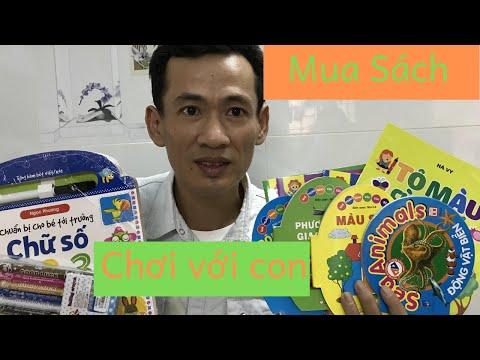 Cuộc Sống Sài Gòn | Đi Nhà Sách Bạch Đằng Gò Vấp (2019)