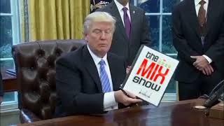 Saya akan buatkan video Donald Trump tandatangan logo anda pada kertas