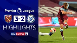 SUBSCRIBE ► http://bit.ly/SSFootballSub PREMIER LEAGUE HIGHLIGHTS ► http://bit.ly/SkySportsPLHighlights Highlights from the Premier League as West Ham earned a vital win against rivals Chelsea through a late Andriy Yarmolenko counter-attack.  Watch Premier League LIVE on Sky Sports here ► http://bit.ly/WatchSkyPL ►TWITTER: https://twitter.com/skysportsfootball ►FACEBOOK: http://www.facebook.com/skysports ►WEBSITE: http://www.skysports.com/football  MORE FROM SKY SPORTS ON YOUTUBE: ►SKY SPORTS CRICKET: https://bit.ly/SubscribeSkyCricket ►SKY SPORTS BOXING: http://bit.ly/SSBoxingSub ►SOCCER AM: http://bit.ly/SoccerAMSub ►SKY SPORTS F1: http://bit.ly/SubscribeSkyF1