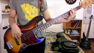 TENSIONADO - Soapdish (Bass Cover)