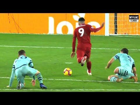Roberto Firmino Loves To DESTROY Arsenal