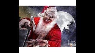 Истинное Значение Нового Года! Дед Мороз-Сатана Экзекутор! Снегурочка-Жертва! Елка-Кровавый Алтарь!