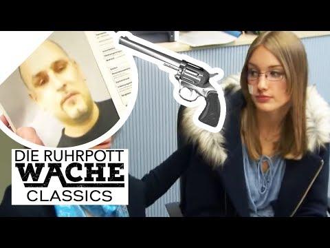 Waffe aus 3D-Drucker für Knasti! Stoppt die Polizei das Waffengeschäft? | Die Ruhrpottwache | SAT.1 (видео)