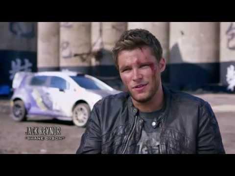 "Transformers: Age of Extinction (Featurette ""Meet Shane"")"