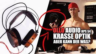 Ist das der ultimative Mixing Kopfhörer?   OLLO AUDIO HPS S4 Review
