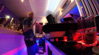 Fat Boy Slim at Cafe Mambo 201  Part 1