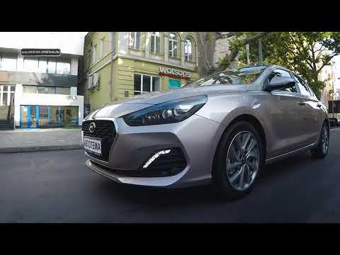 Hyundai I30 Fastback Лифтбек класса C - тест-драйв 2