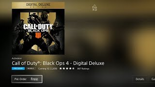 How to Get Black Ops 4 for FREE!
