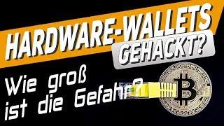 Hardware-Wallets gehackt - Wie groß ist die Gefahr?