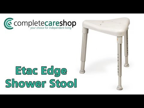 Edge Padded Shower Stool