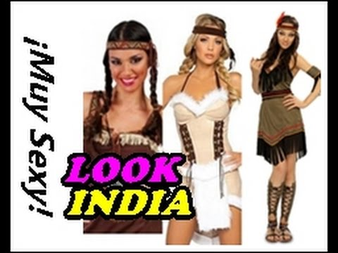 DISFRAZ DE INDIA | ¡Looks Muy Sexys!+Tiendas Baratas Online