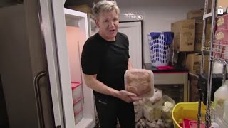 Gordon Ramsay is PISSED OFF with frozen food ( Kitchen Nightmares )