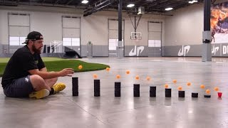 Download Video Ping Pong Trick Shots 3 | Dude Perfect MP3 3GP MP4