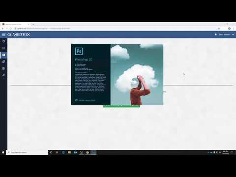 Gmetrix (How to launch a practice exam) - YouTube