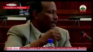 OBN - Miseensooni Paarlaamaa Itoophiyaa Naannoo Oromiyaa Baka Bu'an Walqagii Dhisuun Bahan