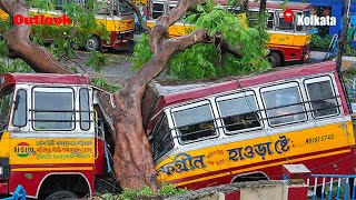 Cyclone 'Amphan' Leaves Trail Of Destruction In Bengal