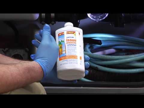 Proper RV Holding Tank Chemicals To Use