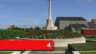 preview picture of video 'NZ Memorial, Messines Ridge, Belgium'