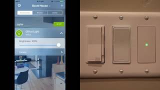 Apple Homekit Switches. Elgato Eve vs Leviton Decora. Control any light or fan with Siri