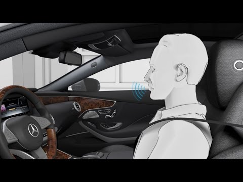 Mercedes-Benz TV: S-Class Coup: LINGUATRONIC.