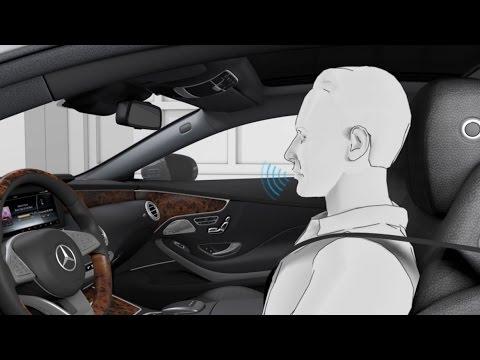 Mercedes-Benz TV: S-Class Coup: LINGUATRONIC.