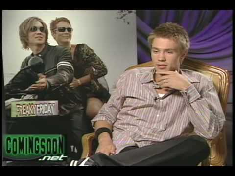 Classic Chad Michael Murray interview for Freaky Friday ...