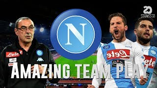 "Maurizio Sarri's SSC Napoli | 2016/2017 ● Amazing Teamplay "" SarriBall "" | The Most Beautiful Team"