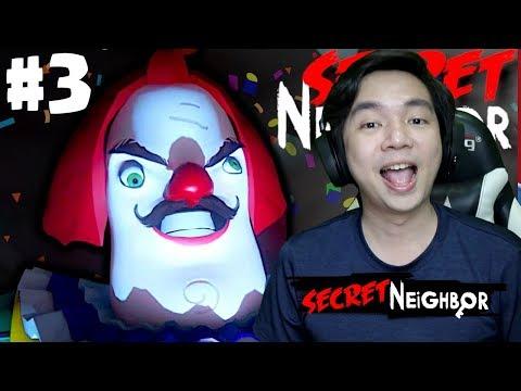 Bermain Bersama Milovers - Secret Neighbor Indonesia - Part 3