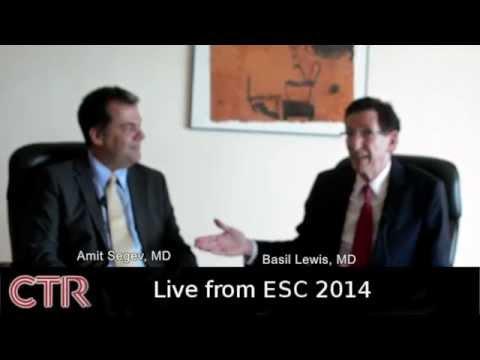 פרופ' בזיל לואיס ודר' עמית שגב | ספטמבר 2014 ESC