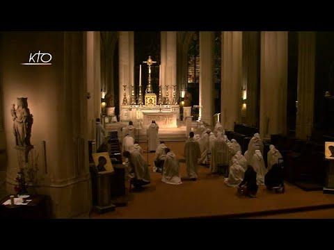 Vêpres et messe à St-Gervais du 16 novembre 2019