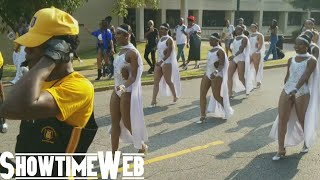 Alabama State Marching In - Labor Day Classic 2019