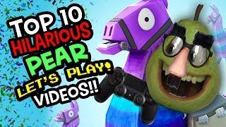TOP 10 PEAR GAMING VIDEOS!