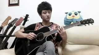 V.K 克腦得 - 獅子大張嘴 (Yawning Lion) Guitar Cover by Shiang Yu 溫翔宇 (Fingerstyle)