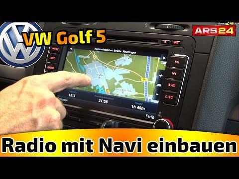 KRÄMER G6 2DIN Autoradio für GOLF 5  I Wie gut ist das Radio wirklich? I ARS24