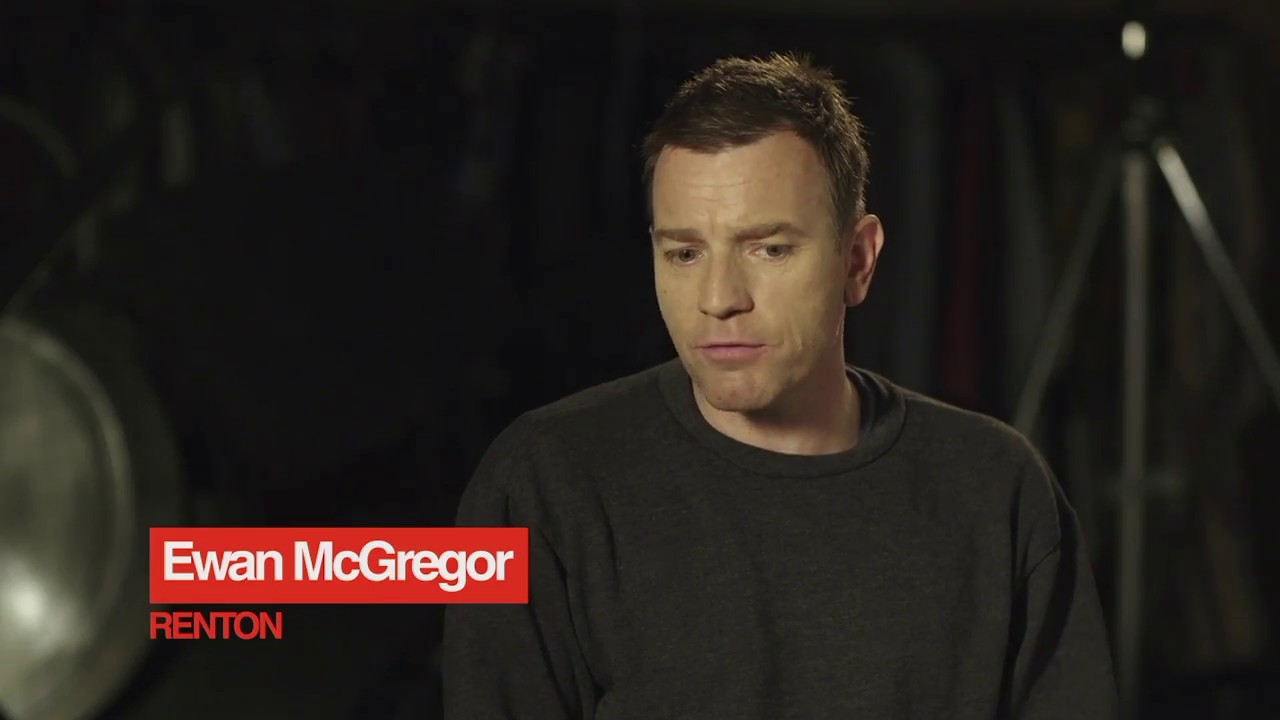 Watch Ewan McGregor Return 'Home' In 'T2 Trainspotting'
